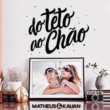 "Matheus & Kauan lançam o single e vídeo de ""Do Teto Ao Chão"""