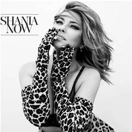 """A diva da música country Shania Twain lança hoje mais um single de seu novo álbum. A faixa escolhida foi """"Swingin' With My Eyes Closed"""""""