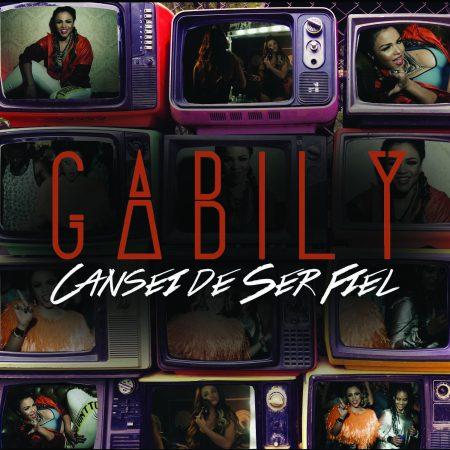 """Gabily lança o single e o clipe de """"Cansei de Ser Fiel"""""""