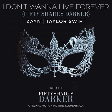 """Assista agora ao clipe de """"I Don't Wanna Live Forever"""", parceria de Taylor Swift e Zayn Malik para o filme """"Cinquenta Tons Mais Escuros"""""""
