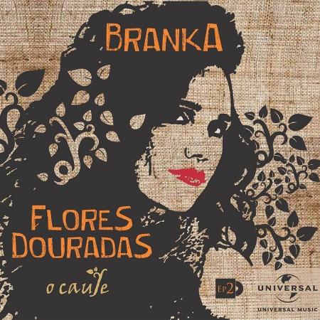 """Revelação do samba, a cantora Branka lança o segundo álbum da trilogia """"Flores Douradas"""""""