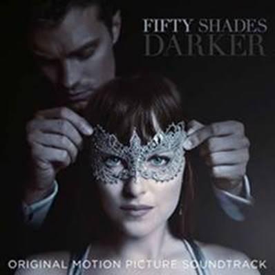 """Está disponível hoje a versão física da trilha sonora do filme """"Cinquenta Tons Mais Escuros"""""""
