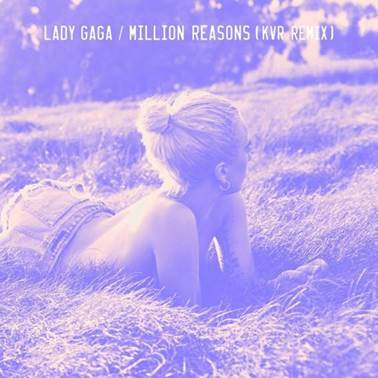 """Million Reasons"", de Lady Gaga, ganha versão remix"
