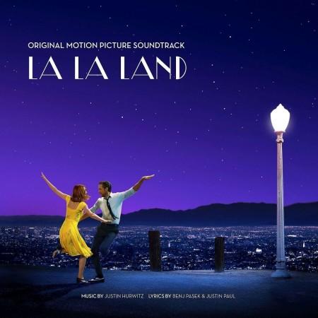 """Está disponível hoje a versão física da trilha sonora mais aguardada do ano, do filme """"La La Land"""""""