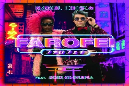 """Karol Conka lança o single e clipe de """"Farofei"""", com participação de Boss in Drama"""