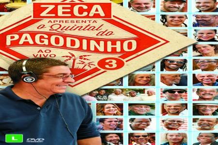 """Zeca Pagodinho lança vídeo da música """"Nunca Mais Vou Jurar"""", extraído do DVD """"Quintal do Pagodinho 3"""""""