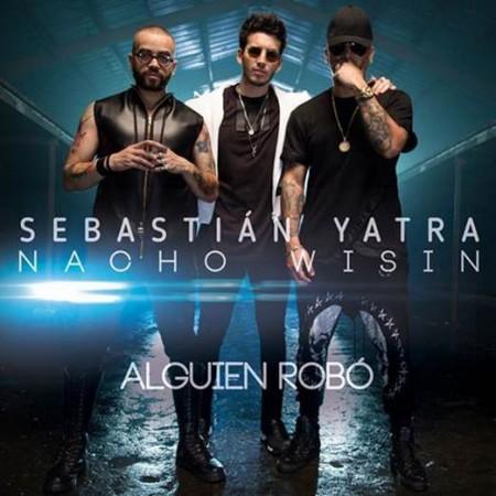 "Sebastián Yatra lança novo single ""Alguien Robó"""