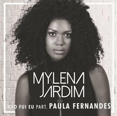 """A vencedora do The Voice Brasil 2017, Mylena Jardim, lança single e clipe da música """"Não Fui Eu"""", com participação de Paula Fernandes"""