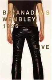 """Já está disponível o DVD """"Live At Wembley"""", de Bryan Adams. Cantor passa pelo Brasil em abril"""