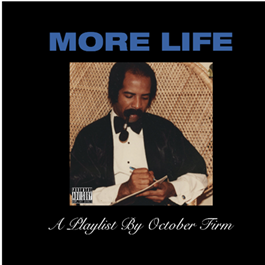 """Em apenas um dia, Drake quebra recordes com o lançamento   de """"More Life"""" e atinge 76 milhões de plays no Spotify"""