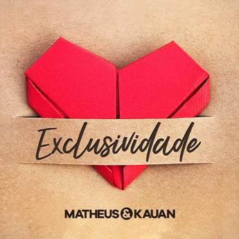 """Matheus & Kauan lançam o single e o vídeo de """"Exclusividade"""""""