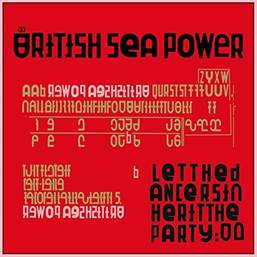 "Ouça o novo disco da banda inglesa British Sea Power,   ""Let The Dancers Inherit The Party"""