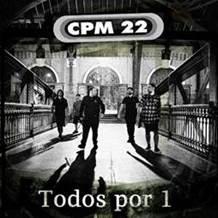 """CPM 22 acaba de lançar a música """"Todos por 1"""", nas plataformas digitais"""