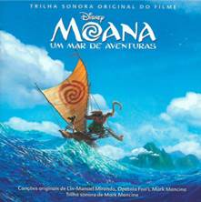 "Assista ao vídeo de ""You´re Welcome"",   de Jordan Fisher, parte da trilha sonora de ""Moana"""