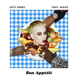 """Katy Perry lança mais um hit do novo álbum. Ouça e baixe agora a faixa """"Bom Appetit"""""""