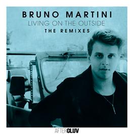 "Bruno Martini, dono dos hits ""Hear Me Now"" (com Alok e Zeeba) e ""Living On The Outside"", lança hoje seu EP de remixes"