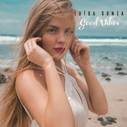 """A cantora Luísa Sonza lança o clipe e o single de """"Good Vibes"""", sua primeira música autoral"""