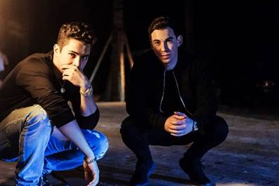 """Creatures of the Night"", novo single de DJ Hardwell com o cantor teen americano Austin Mahone, chega às plataformas digitais"