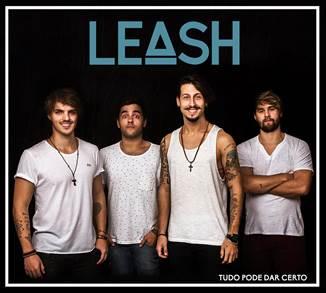 """A banda Leash lança single e clipe de """"Tudo Pode dar Certo"""""""