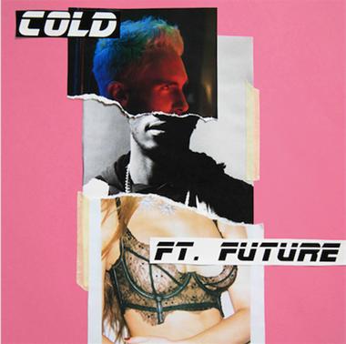 """""""Cold"""", do Maroon 5, já acumula 175 milhões de streams no Spotify e se torna um dos maiores sucessos da banda"""
