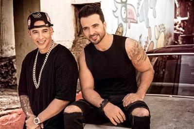 """Remix de """"Despacito"""", parceria de Luis Fonsi & Daddy Yankee com Justin Bieber, se mantém no primeiro lugar da Billboard"""