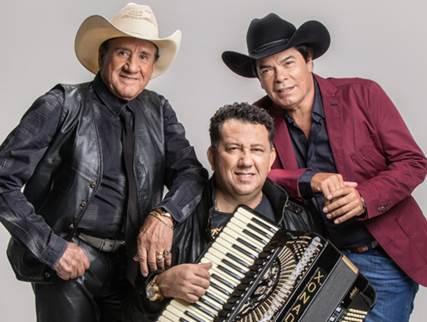 """Trio Parada Dura lança os vídeos das músicas """"O Beijo de Adeus"""", """"Resto de Gente (Perdão Senhor) """", """"Passe Livre"""" e """"Biquíni Bordô"""", extraídos do DVD """"Chalana, Churrasco e Viola"""""""
