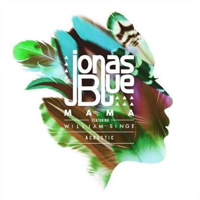 """Jonas Blue acaba de lançar uma versão acústica de seu mais recente single, """"Mama"""", em parceria com William Singe. Ouça!"""