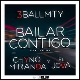 """3BALLMTY estão de volta com """"Bailar Contigo"""" xom participação de Chyno Miranda & El Jova"""