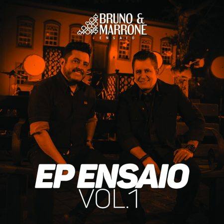 """A dupla Bruno & Marrone lança o EP """"Ensaio"""" – Vol.1 e o vídeo da música """" Trégua (Eu Quero Trégua) """", em todas as plataformas digitais"""