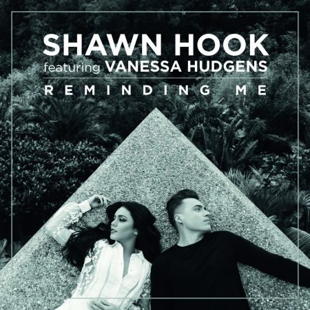 "Ouça as versões remixes de ""Reminding Me"", de Shawn Hook e Vanessa Hudgens"