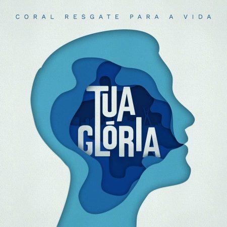 """Coral Resgate lança novo single, """"Tua Glória"""", nas plataformas digitais"""