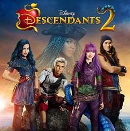 """Já está disponível a trilha sonora de """"Descendentes 2"""", do Disney Channel"""