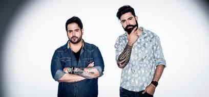 """A dupla Lu & Robertinho lança o álbum digital do novo projeto, """"Nova Vida"""", e o vídeo da música """"Espaço Demais"""""""