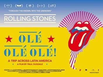 Documentário que mostra a turnê dos Rolling Stones pela América Latina já está disponível!