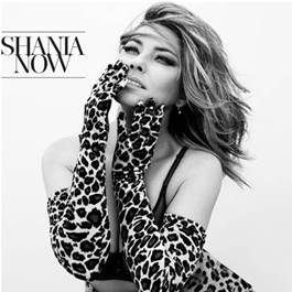 """Shania Twain se prepara para apresentar as novas canções do disco """"Now"""" no torneio de tênis U.S. Open. Álbum será lançado no dia 29 de setembro"""