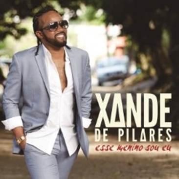 """Xande de Pilares lança seu segundo álbum solo, """"Esse Menino Sou Eu"""", em CD e álbum digital"""