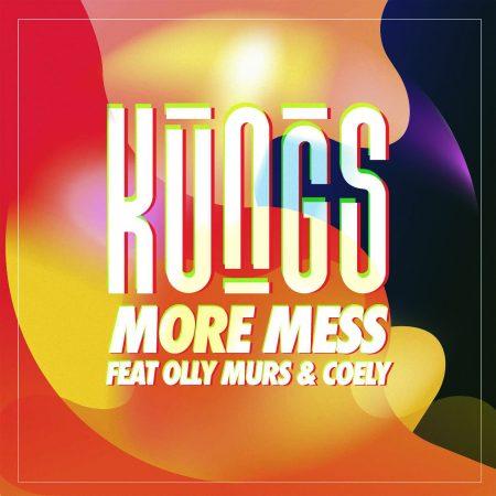 """DJ Kungs lança hoje seu novo single, """"More Mess"""""""