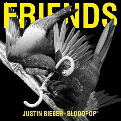 """Justin Bieber, o rei dos hits com colaborações, está de volta com novo single em parceria com Bloodpop. Conheça """"Friends"""""""