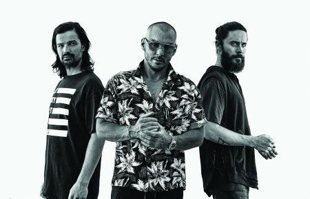 """Thirty Seconds To Mars divulga teaser e confirma data de lançamento de novo single """"Walk On Water"""""""