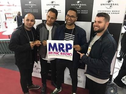 Universal Music Christian Group participa da Expo Cristã 2017, de 17 a 19 de agosto, em São Paulo