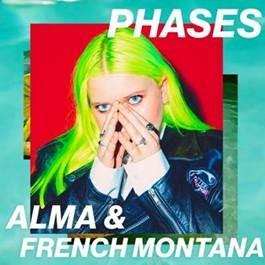"""Depois dos sucessos """"Chasing Highs"""" e """"Dye My Hair"""", ALMA lança nova música em parceria com French Montana. Conheça """"Phases""""!"""