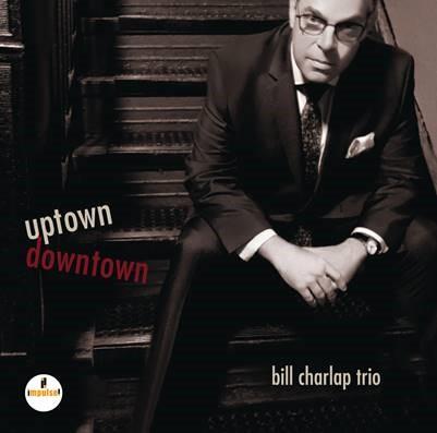 "Pianista Bill Charlap divulga novo trabalho, ""Uptown, Downtown"""