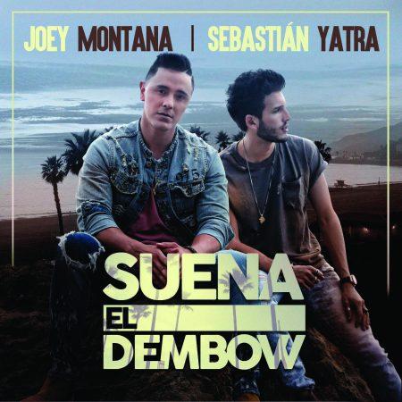 """Latinos, avante! Conheça """"Suena El Dembow"""", parceria de Joey Montana com Sebastián Yatra."""