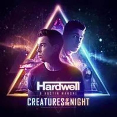 """Parceria do DJ Hardwell com o cantor Austin Mahone conquista 1º lugar da parada dance da Billboard e ganha versão acústica. Ouça """"Creatures Of The Night""""!"""
