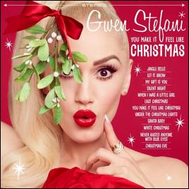 A cantora Gwen Stefani se prepara para lançar seu primeiro álbum com canções natalinas