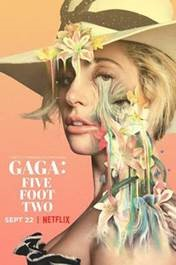 "Documentário ""Gaga: Five Foot Two"", sobre Lady Gaga, estreia na Netflix"