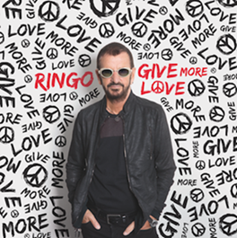 "Ringo Starr lança novo álbum, ""Give More Love"", com participação de Paul McCartney"