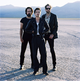 "The Killers anuncia data oficial do lançamento do disco ""Wonderful"""
