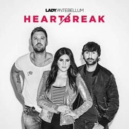 "Lady Antebellum lança vídeo para música ""Heart Break"""