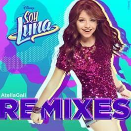 Trilha sonora de Sou Luna ganha versões remixes feitas por Atellagali